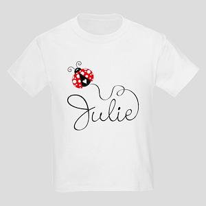 Ladybug Julie Kids Light T-Shirt