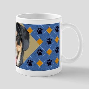 German Shepherd Mix Mug