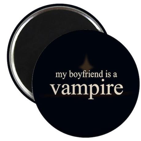 Boyfriend Vampire Eclipse Magnet