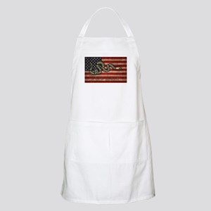 Join, Or Die -Flag Apron