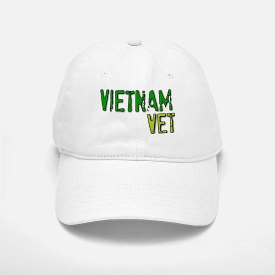 Vietnam Vet Baseball Baseball Cap