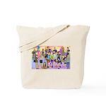 Lube Cast Tote Bag