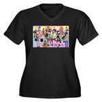 Lube Cast Plus Size T-Shirt