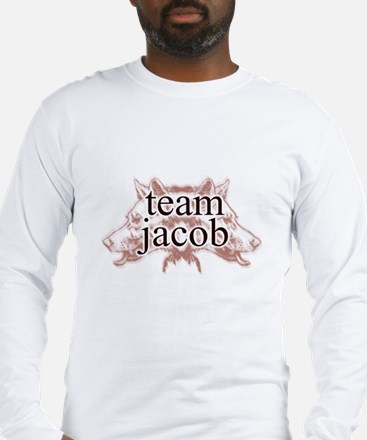 Team Jacob Shapeshifter Long Sleeve T-Shirt