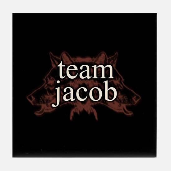 Team Jacob Shapeshifter Tile Coaster