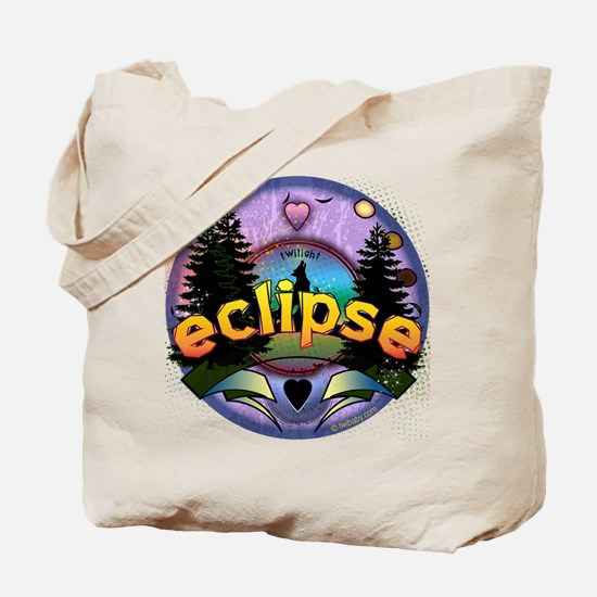 Eclipse Forest Magic by Twibaby Tote Bag