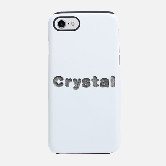 Crystal Wolf iPhone 7 Tough Case