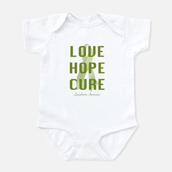 Lymphoma Awareness (lhc) Infant Bodysuit