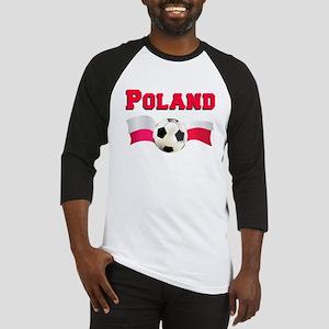 Poland Soccer Baseball Jersey