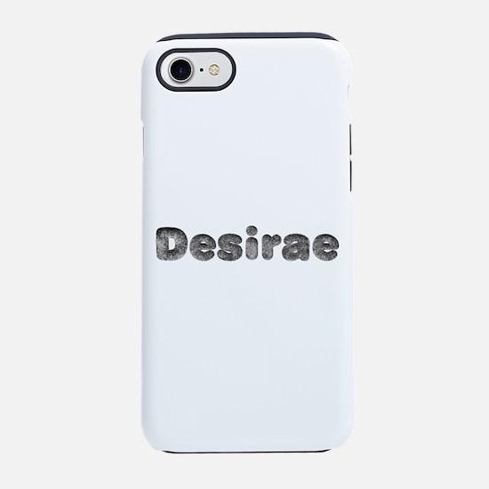 Desirae Wolf iPhone 7 Tough Case