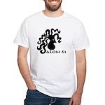 SALON 61 White T-Shirt