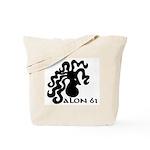 SALON 61 Tote Bag