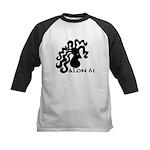 SALON 61 Kids Baseball Jersey
