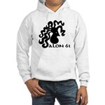 SALON 61 Hooded Sweatshirt