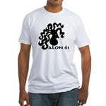 SALON 61 Fitted T-Shirt