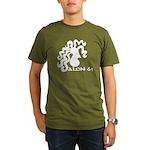 SALON 61 Organic Men's T-Shirt (dark)