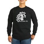 SALON 61 Long Sleeve Dark T-Shirt