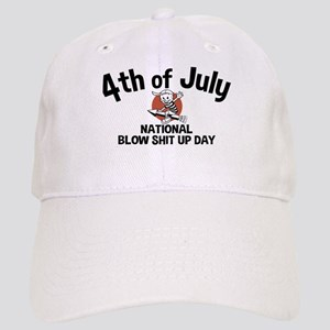 Blow Shit Up Day Cap