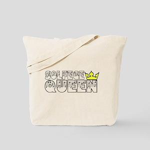 Solfege Queen Tote Bag