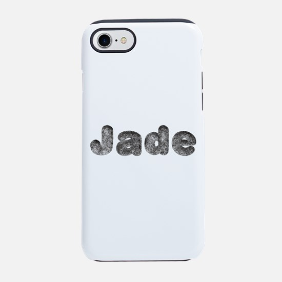 Jade Wolf iPhone 7 Tough Case