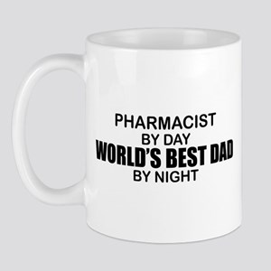 World's Best Dad - Pharmacist Mug