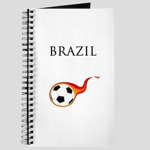 Brazil Soccer Journal