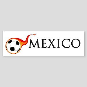 Mexico Soccer Sticker (Bumper)