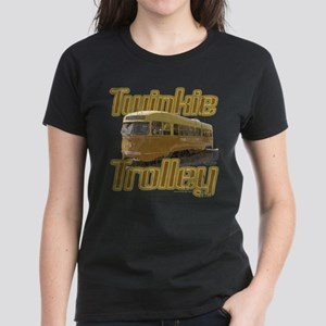 Twinkie Trolley Women's Dark T-Shirt
