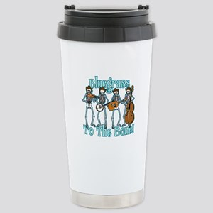 Bluegrass Bones! Stainless Steel Travel Mug