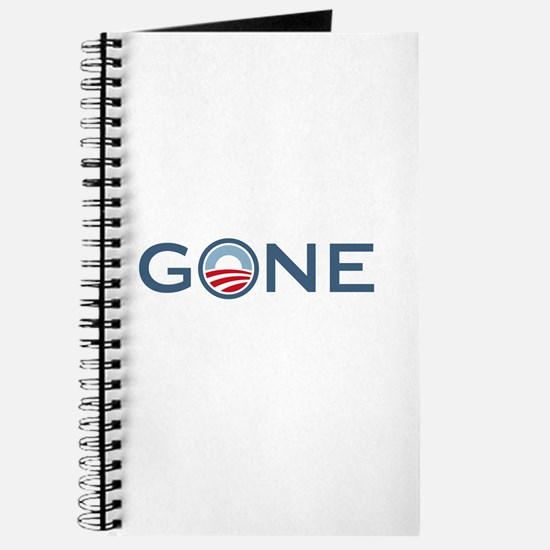 Obama is Gone Journal
