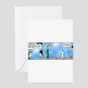 Dad dentist greeting cards cafepress dads an oral surgeon greeting card m4hsunfo