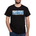 Dad's an Oral Surgeon Dark T-Shirt