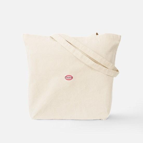 Anti- VDay Tote Bag