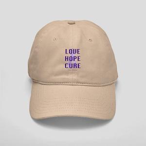 Cancer Awareness (lhc) Cap