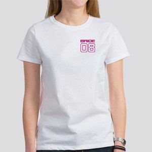 Bride08 Women's T-Shirt