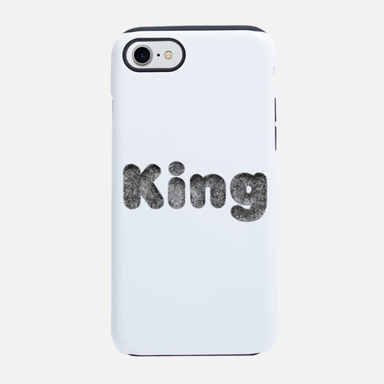 King Wolf iPhone 7 Tough Case