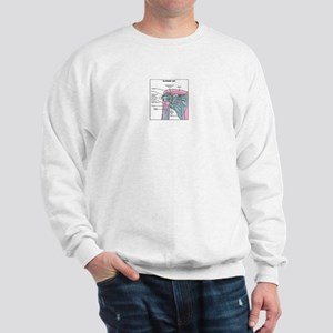 Shoulder Joint Sweatshirt