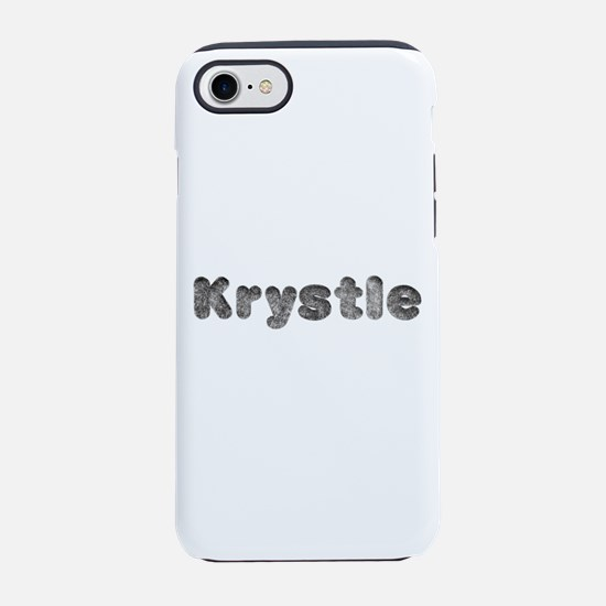 Krystle Wolf iPhone 7 Tough Case