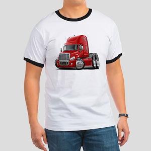 Freightliner Red Truck Ringer T