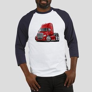 Freightliner Red Truck Baseball Jersey