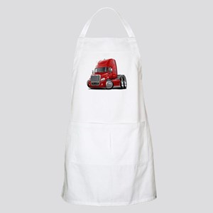Freightliner Red Truck Apron