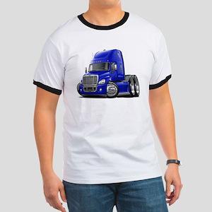 Freightliner Blue Truck Ringer T