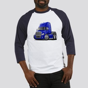Freightliner Blue Truck Baseball Jersey