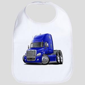 Freightliner Blue Truck Bib