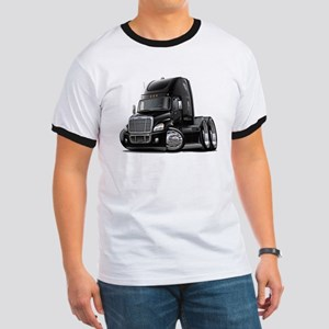 Freightliner Black Truck Ringer T