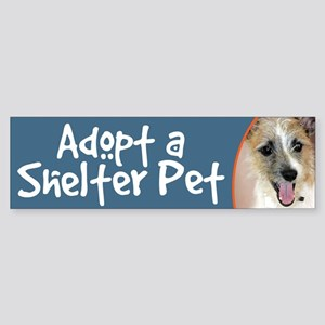 Yorkshire Terrier (Yorkie) Bumper Sticker