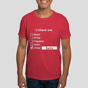 Swiss (Wolrd Cup) - Dark T-Shirt