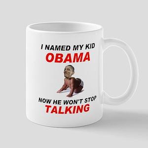 SHUT UP ! - Mug
