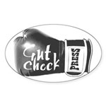 Gut Check Sticker (Oval)