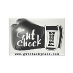 Gut Check Swag Rectangle Magnet